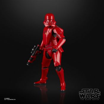 "Star Wars The Black Series Sith Jet Trooper 6"" Figure - Instock"